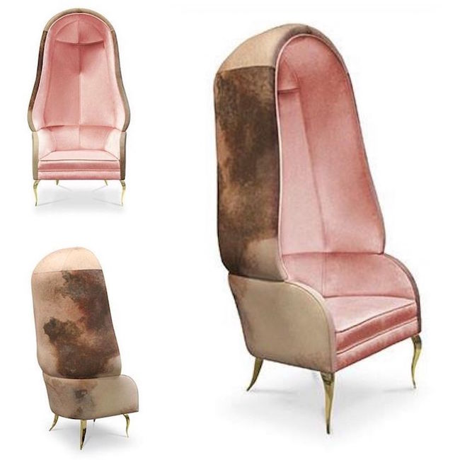 TOP 100 MODERN CHAIRS THAT YOU DELIGHT YOU- DRAPESSE CHAIR BY KOKET MODERN CHAIRS TOP 100 MODERN CHAIRS THAT WILL DELIGHT YOU TOP 100 MODERN CHAIRS THAT YOU DELIGHT YOU DRAPESSE CHAIR BY KOKET