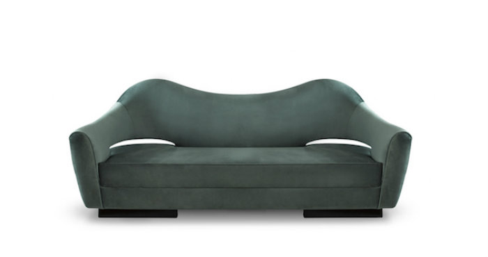 Decorex TOP 4 EXHIBITORS AT DECOREX 2016 TOP 6 EXHIBITORS AT DECOREX 2016 Nau Sofa by BRABBU 1