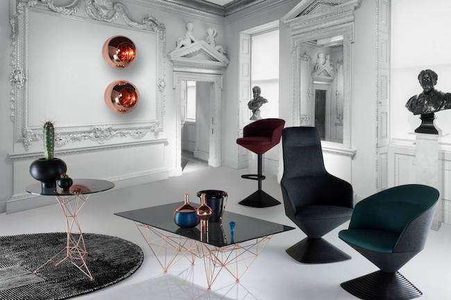 Top 6 Furniture Exhibitors at Maison et Object Paris 2016-TOM DION 2
