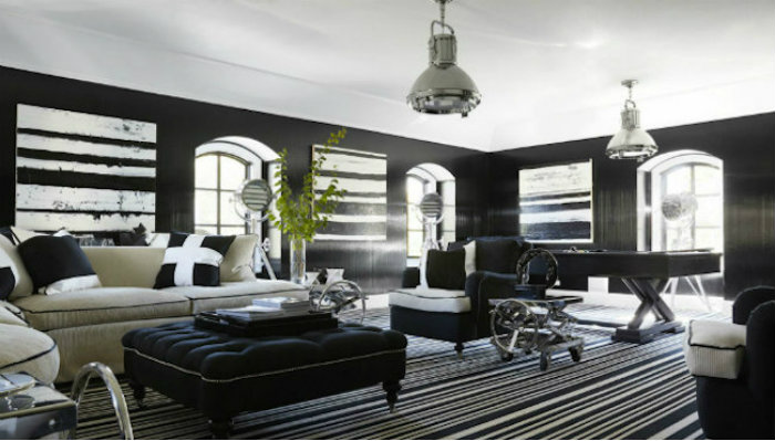 THE MOST AMAZING LIVING ROOM IDEAS IN ELLE DECOR7