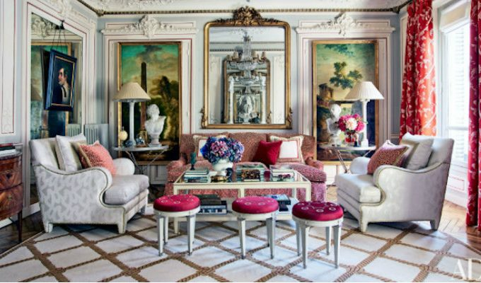 THE MOST SOPHISTICATED LIVING ROOM IDEAS IN ARCHITECTURAL DIGEST 5