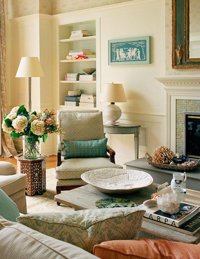TOP 4 projects by Hamilton Design Associates-Hamptons Watercolor