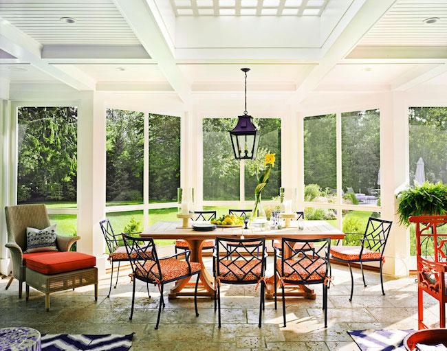 TOP 4 Interior projects by Hamilton Design Associates-Hamptons Watercolor