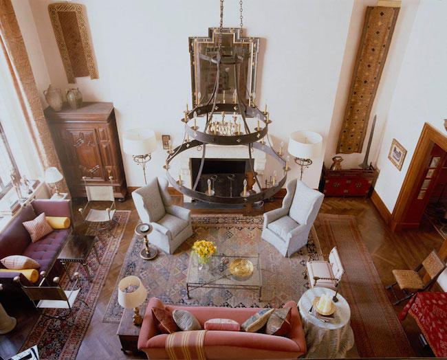 TOP 4 Interior projects by Hamilton Design Associates- Romance Language