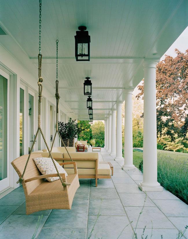 TOP 6 projects by Hamilton Design Associates- Long Island Retreat