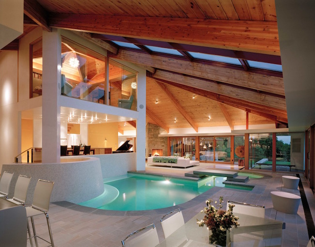 Top 6 Residential projects by Ike Kligerman Barkley-Lookout House ike kligerman barkley Top 5 Residential projects by Ike Kligerman Barkley Top 6 Residential projects by Ike Kligerman Barkley Lookout House 2