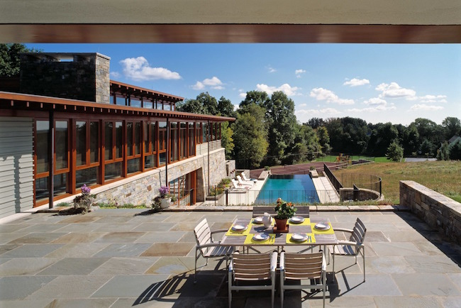 Top 6 Residential projects -Lookout House ike kligerman barkley Top 5 Residential projects by Ike Kligerman Barkley Top 6 Residential projects by Ike Kligerman Barkley Lookout House6