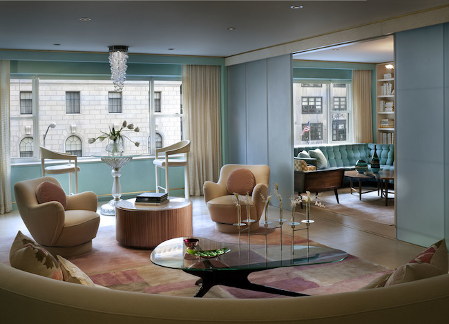 Top 5 Residential projects by Ike Kligerman Barkley-Park Ave Apartment ike kligerman barkley Top 5 Residential projects by Ike Kligerman Barkley Top 6 Residential projects by Ike Kligerman Barkley Park Ave Apartment3