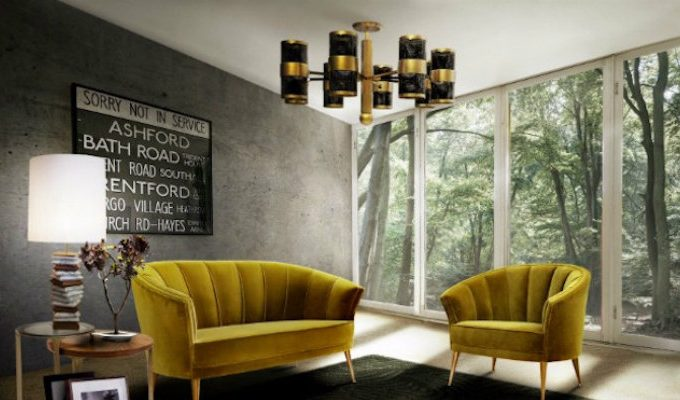 10 REASONS WHY YOU NEED A YELLOW SOFA IN YOUR LIVING ROOM-MAYA 2 SEATER SOFA