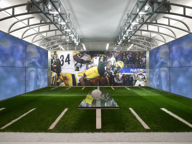 TED MOUDIS ASSOCIATES BEST INTERIOR DESIGN PROJECTS IN NY-National Football League