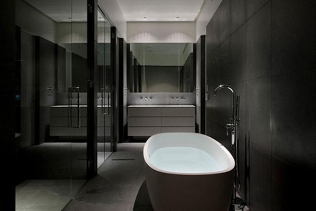 Top 10 New York Bathrooms  luxury bathrooms Top 10 New York Luxury Bathrooms Bathroom Set Decorating Ideas 25