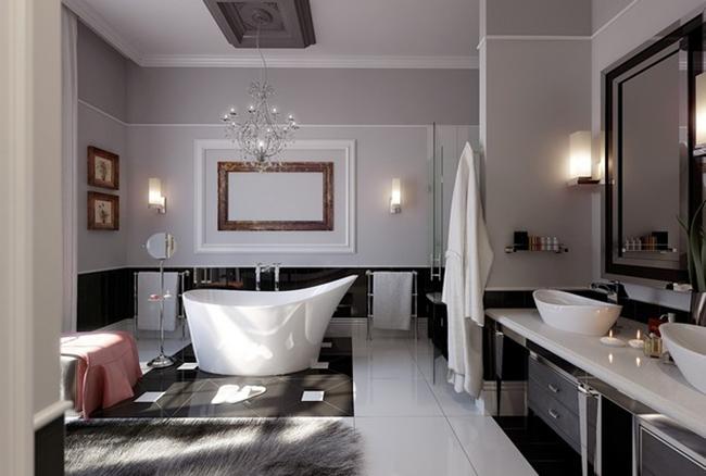 Top 10 New York Luxury Bathrooms  luxury bathrooms Top 10 New York Luxury Bathrooms Bathroom Set Decorating Ideas 26