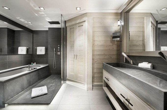 Top 10 New York Bathrooms