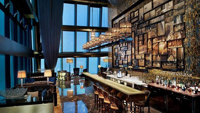 TOP 10 Hotel Lobby Designs Lobby Designs TOP 10 Hotel Lobby Designs The St Regis Shenzhen China