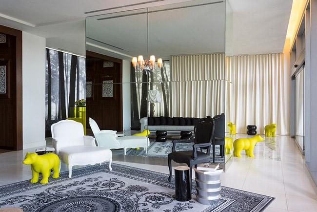 TOP 10 Hotel Lobby Designs Lobby Designs TOP 10 Hotel Lobby Designs Yoo Panama 1