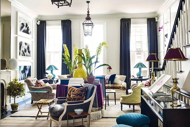 New York Design Trends 2017 by Bilhuber and Associates