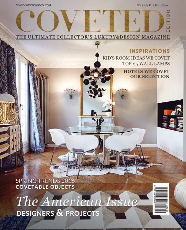Design interior magazine norway for Interior design magazines usa