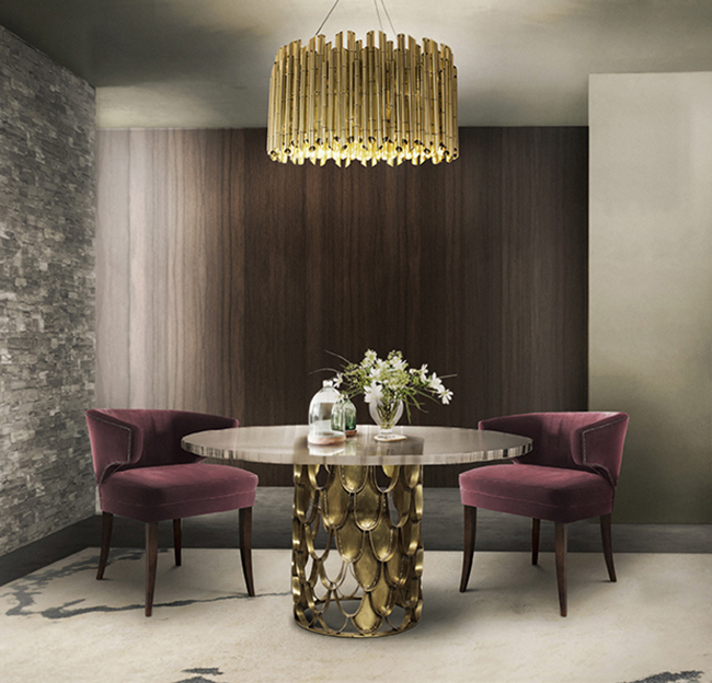 Modern Interior Design: 25 Stunning Pieces for Your Summer Remodel  modern interior design Modern Interior Design: 25 Stunning Pieces for Your Summer Remodel BB Dining Room 2 1