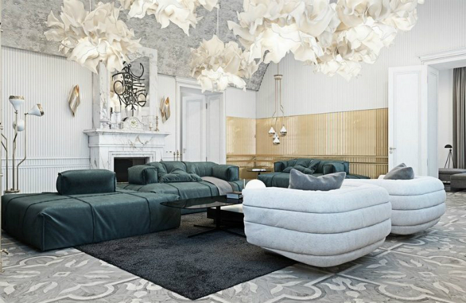 modern interior design MODERN INTERIOR DESIGN PROJECTS THAT WILL BLOW YOUR MIND CAPA