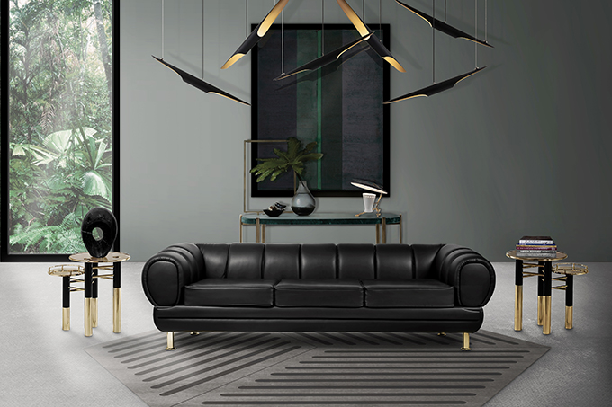 The Most Beautiful Modern Chairs For Your Living Room  modern chairs The Most Beautiful Modern Chairs for Your Living Room EH Living Room 17
