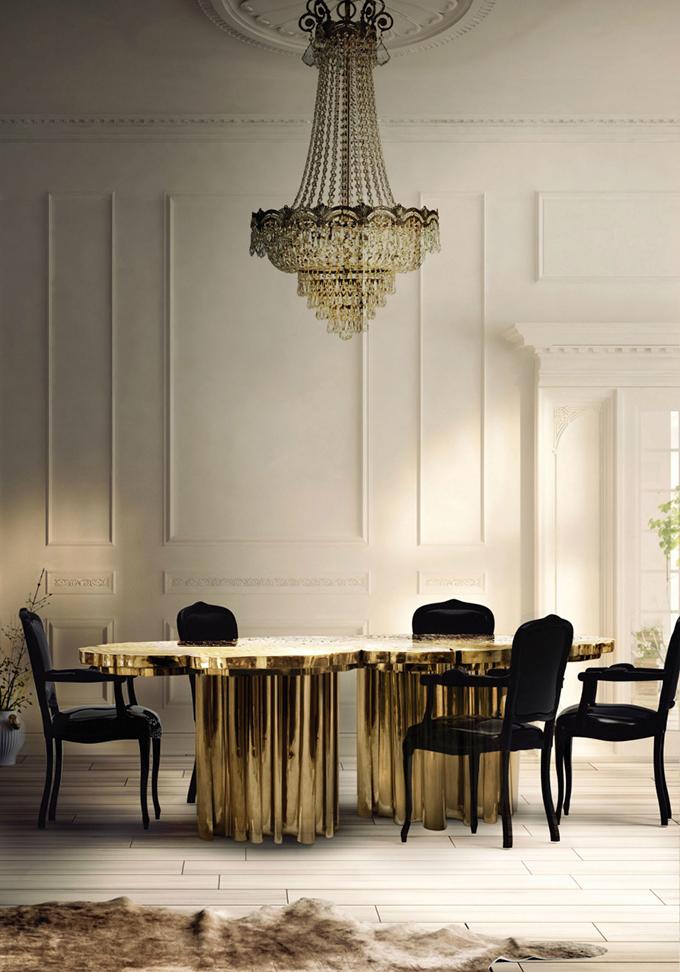 The Next Design Trends dining room ideas Dining Room Ideas: The Next Design Trends 5 Outstanding Dining Room Table Ideas From Boca do Lobo 4 1