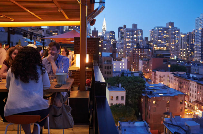 rooftop parties Top 7 NYC Rooftop Parties to Celebrate Memorial Day COVER 5
