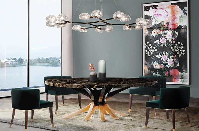 Ny trends decony - Latest dining room trends ...