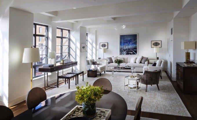 living room ideas Top 7 Living Room Ideas by FX Fowle e98076d3d9726f113a05ccae1cdb1e75
