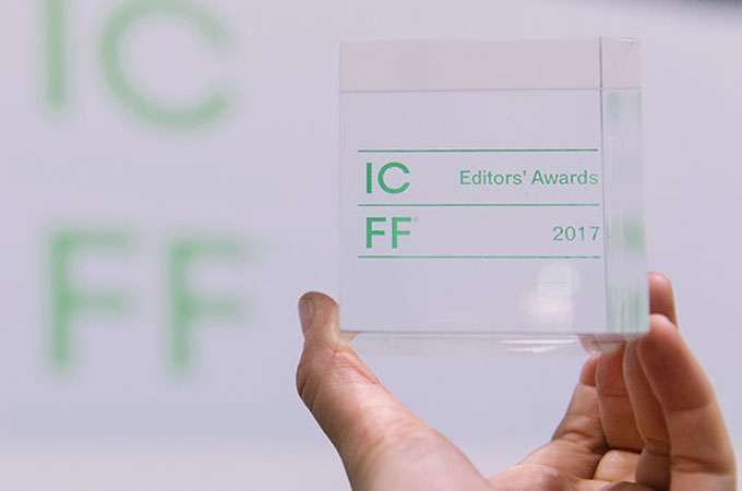 Don't Miss ICFF 2017 Highlights ICFF 2017 Don't Miss ICFF 2017 Highlights editors awards spotlight