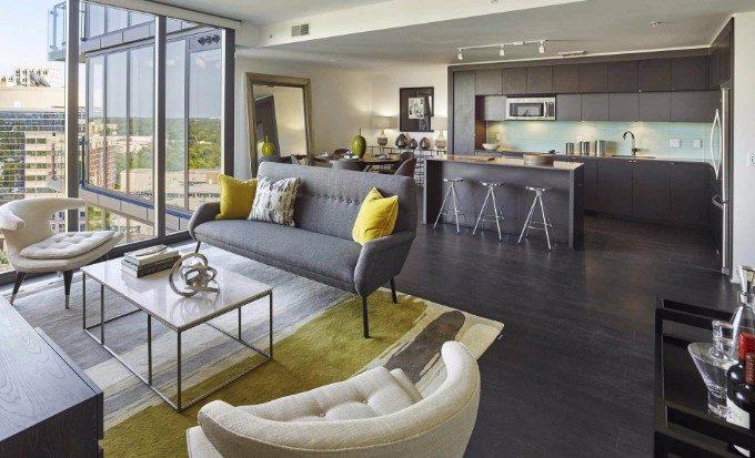 living room ideas Top 7 Living Room Ideas by FX Fowle fd0e25a3c488c6a31cdce15f59290536