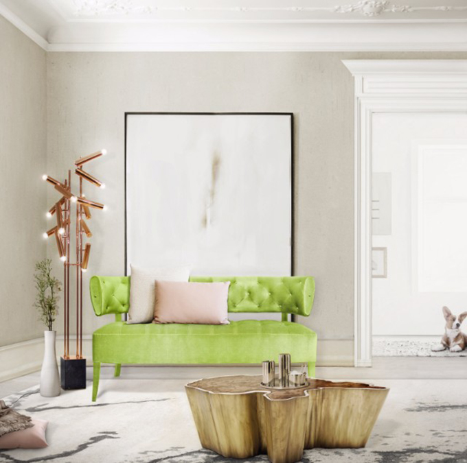 New York City Apartments: Latest Trends in Interior Design new york city apartments New York City Apartments: Latest Trends in Interior Design How To Decorate With Greenery Pantone Color Of The Year 2017 2