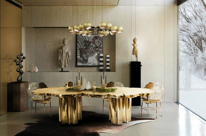 Holiday Season Holiday Season Is On: Modern Dining Room Ideas feature 1