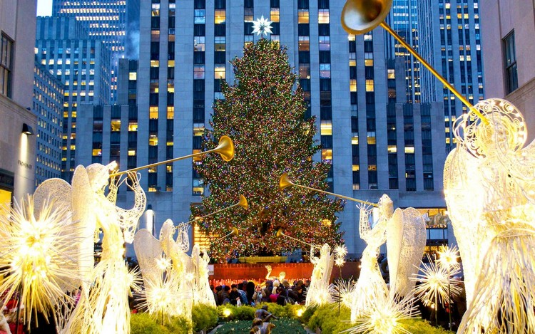 rockefeller center christmas tree, rockefeller center, rockefeller, tree, christmas tree, christmas, magical, holiday destination, christmas season, santa, magical season, holiday season, festive season, season, new york city, new york interiors, new york designer, new york spaces, new york design, new york, nyc, winter wonderland, christmas lights, winter time, holiday markets, ice skating, spirit, luxury, rockefeller plaza, tree lighting ceremony, nbc, norway spruce, lights, swarovski star, architect, daniel libeskind, christmas decorations,  Rockefeller Center Christmas Tree Rockefeller Center Christmas Tree 2018 (Part I) rockefeller center christmas tree ROCKTREE0817