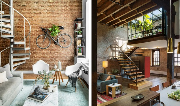 new york industrial lofts, industrial loft, loft apartment, new york, new york city, architecture, loft vintage, industrial style, design, lifestyle, interior design, inspiration New York Industrial Lofts New York Industrial Lofts Inspiration Feel Inspired With These New York Industrial Lofts 1