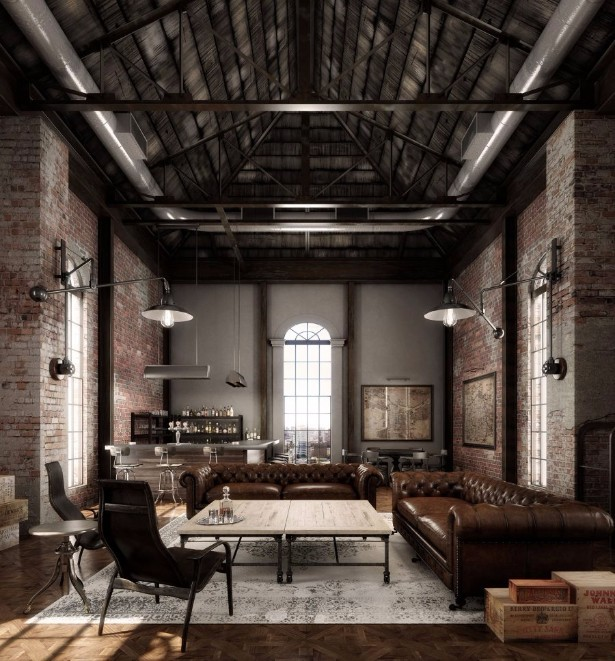 new york industrial lofts, industrial loft, loft apartment, new york, new york city, architecture, loft vintage, industrial style, design, lifestyle, interior design, inspiration New York Industrial Lofts New York Industrial Lofts Inspiration Feel Inspired With These New York Industrial Lofts 3