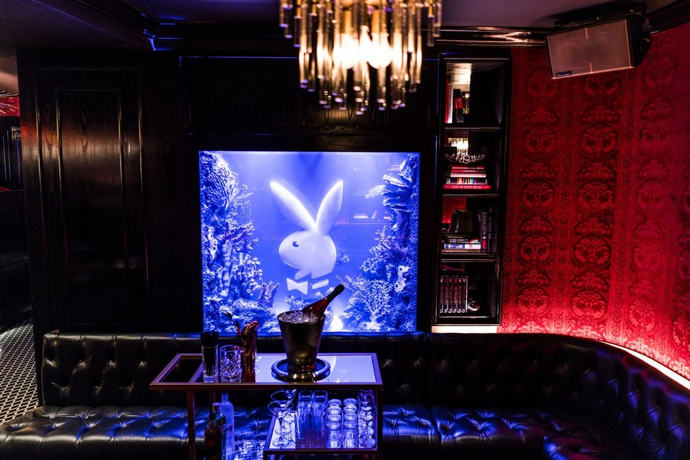 playboy club, playboy, Cenk Fikri, luxury, private club, new york city, nyc, new york, lifestyle, interior design, brabbu, koket, modern design, nightlife playboy club The Playboy Club: A Luxury Private Club In New York City 2