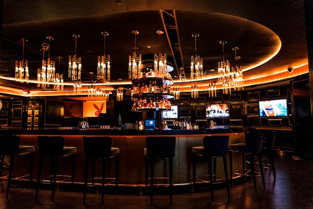 playboy club, playboy, Cenk Fikri, luxury, private club, new york city, nyc, new york, lifestyle, interior design, brabbu, koket, modern design, nightlife playboy club The Playboy Club: A Luxury Private Club In New York City Playboy Bar 2 Credit Steven Gomillion