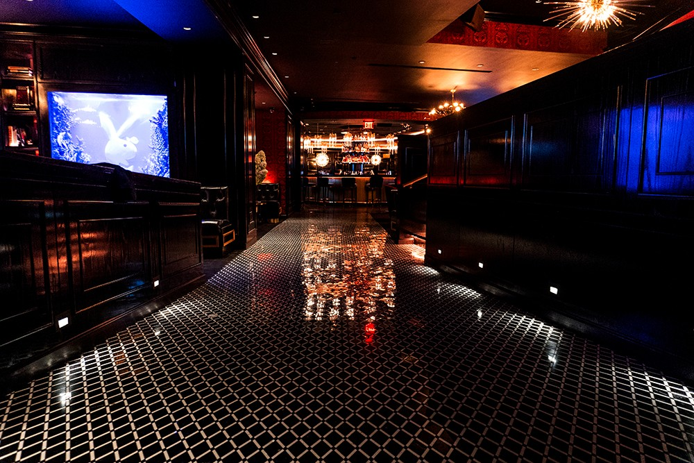 playboy club, playboy, Cenk Fikri, luxury, private club, new york city, nyc, new york, lifestyle, interior design, brabbu, koket, modern design, nightlife playboy club The Playboy Club: A Luxury Private Club In New York City Playboy Lounge