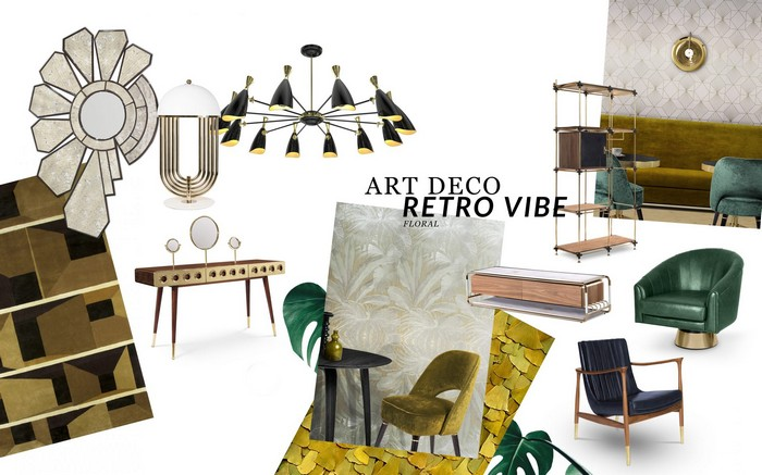 design trends, luxury brands, Metallic Black Matte, AD Show, Holographic Avant Garde, Art Deco Retro Vibe, IMM Cologne, Salone Del Mobile, Maison et Objet  design trends Design Trends For 2019 By Top Luxury Brands (Part I) art deco hr