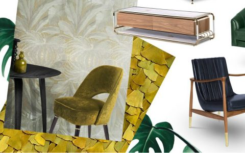 design trends, luxury brands, Metallic Black Matte, AD Show, Holographic Avant Garde, Art Deco Retro Vibe, IMM Cologne, Salone Del Mobile, Maison et Objet design trends Design Trends For 2019 By Top Luxury Brands (Part I) feature2 480x300