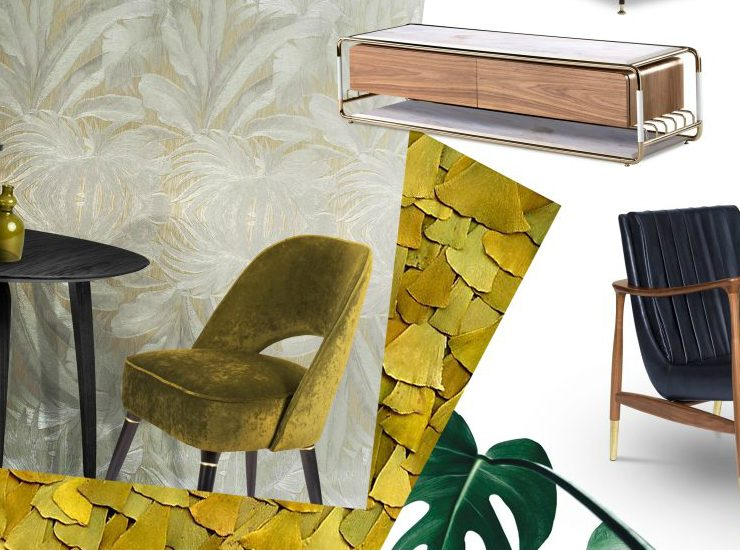 design trends, luxury brands, Metallic Black Matte, AD Show, Holographic Avant Garde, Art Deco Retro Vibe, IMM Cologne, Salone Del Mobile, Maison et Objet design trends Design Trends For 2019 By Top Luxury Brands (Part I) feature2 740x551