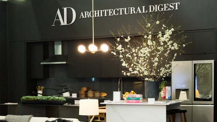AD Apartment 2019 By Sasha Bikoff, Architectural Digest Design Show 2019, AD Show,  Sasha Bikoff, Sasha Bikoff Interior Design, Arch Digest, AD Show 2019, DIFFA, DIFFANational, DBD2019, Dining By Design 2019 ad apartment 2019 by sasha bikoff The AD Apartment 2019 By Sasha Bikoff Interior Design 031617 ArchitecturalDigestTrade WR 887120LG