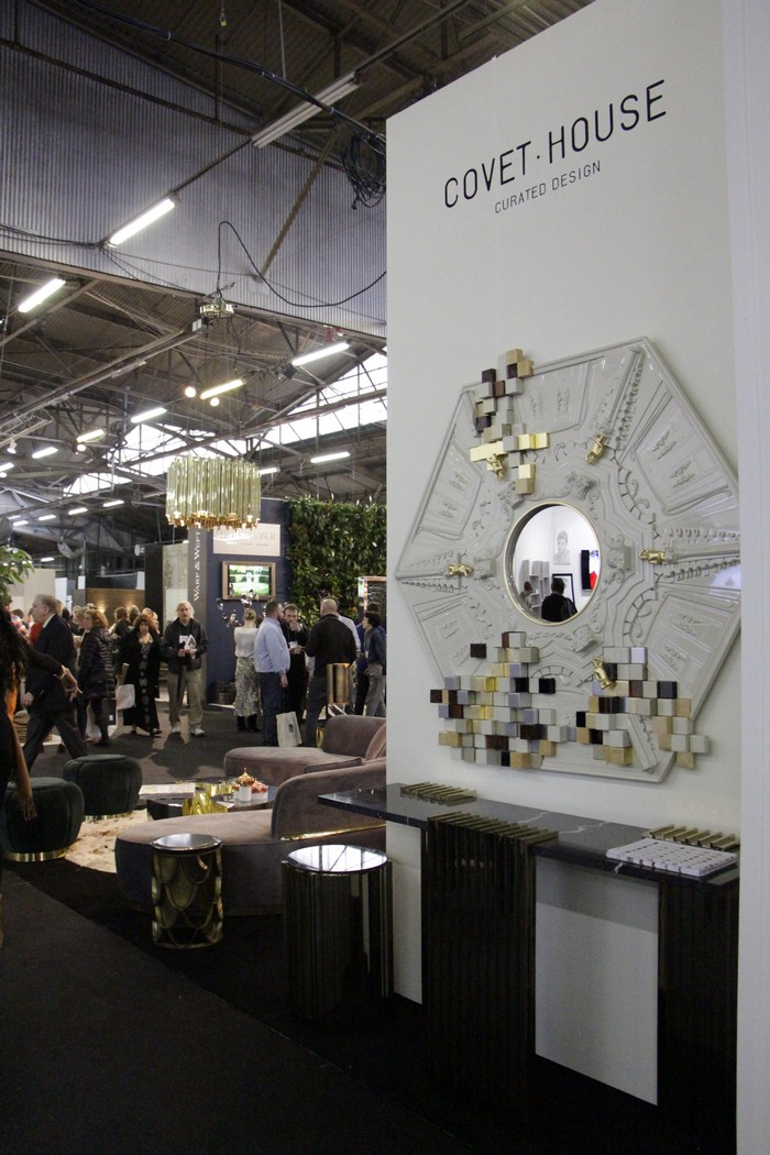 ad design show 2019, ad show, covet house, lladró, design, interior designer, Hamilton Holmes, KGBL, Koket, London Basin Co., Campagna, Anony, Alex Allen Studio ad design show 2019 AD Design Show 2019: The Highlights MG 8557
