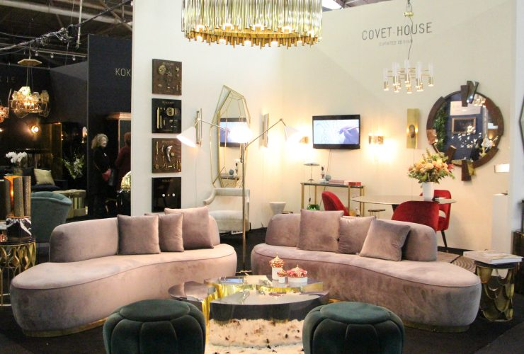 ad design show 2019, ad show, covet house, lladró, design, interior designer, Hamilton Holmes, KGBL, Koket, London Basin Co., Campagna, Anony, Alex Allen Studio ad design show 2019 AD Design Show 2019: The Highlights feature 2 740x500  Deco NY | Home Design Guide feature 2 740x500