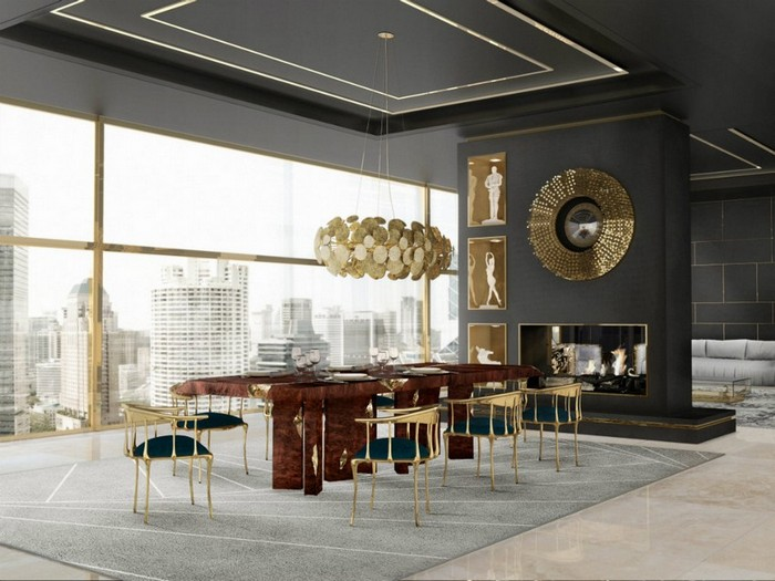 design trend Design Trend: Metallic Black Matte 1 5