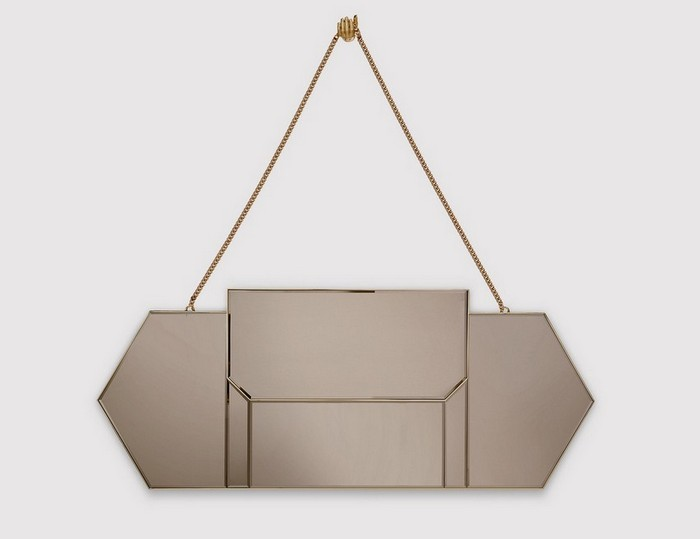 modern mirrors Modern Mirrors To Match Your Living Room Sideboard egoist2