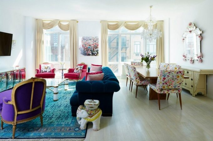 Living Room Projects by Sasha Bikoff sasha bikoff Living Room Projects by Sasha Bikoff 3 Sasha Bikoff 680x450