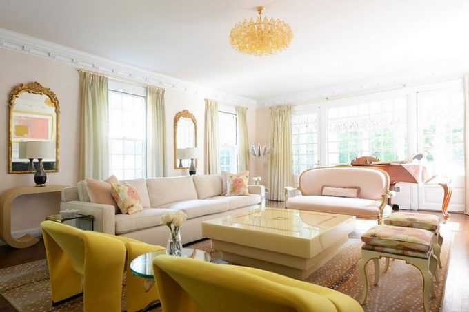 Living Room Projects by Sasha Bikoff sasha bikoff Living Room Projects by Sasha Bikoff 4 Love Happens Magazine 680x453