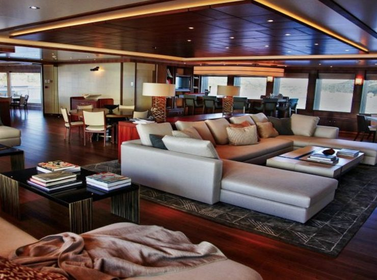 superyachts 4 Most Stunning Superyachts Owned By Celebrities 5 Most Stunning Superyachts Owned By Celebrities1 740x550