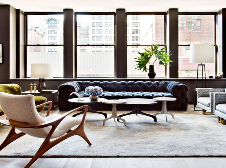nyc interior designers Discover The Top 20 NYC Interior Designers (Part IV) Discover Here The TOP 20 NYC Interior Designers 16 1 740x550